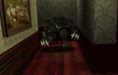Resident Evil 1 DC - Hunter