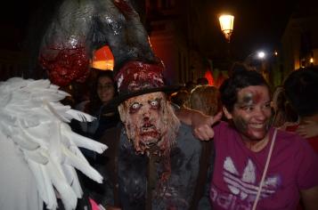 Zombiewalk 2016.